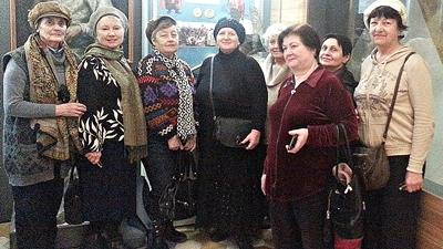 Екскурсія до Харківського історичного музею ім. М. Ф. Сумцова